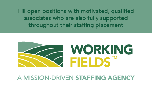 Working Fields supports Associates and Businesses during COVID-19